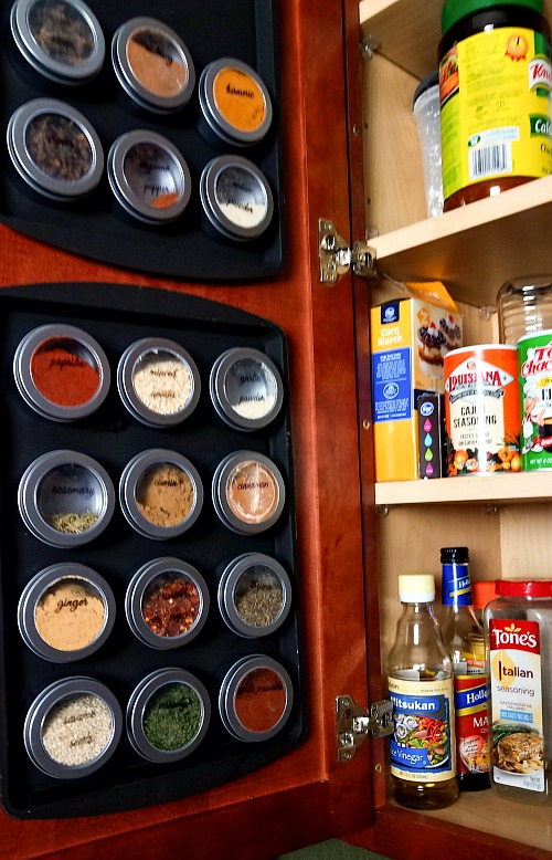 diy-magnetic-dollar-store-spice-rack-two-racks-hanging